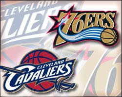 cavaliers vs 76ers - photo #8