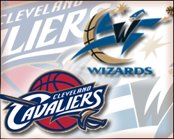 Cavaliers vs Wizards