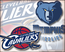 Cavaliers vs Grizzlies