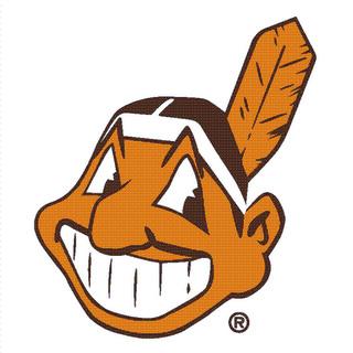 Cleveland Indians Logo O-B