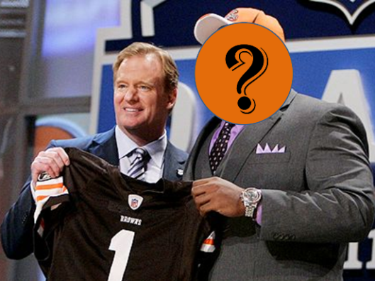 Browns Draft Picture