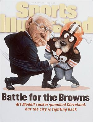 Battle for the Browns
