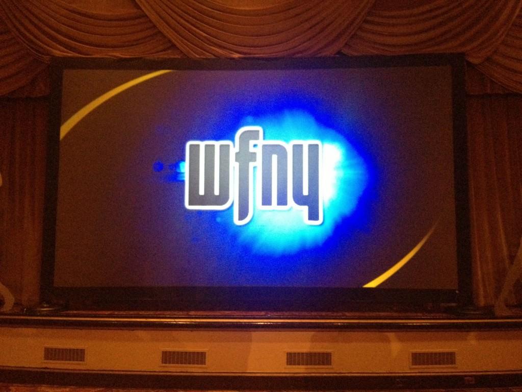 000 WFNY Logo