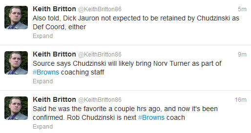 Britton tweet