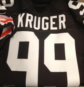 Kruger jersey