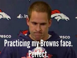 McDaniels Sad Face