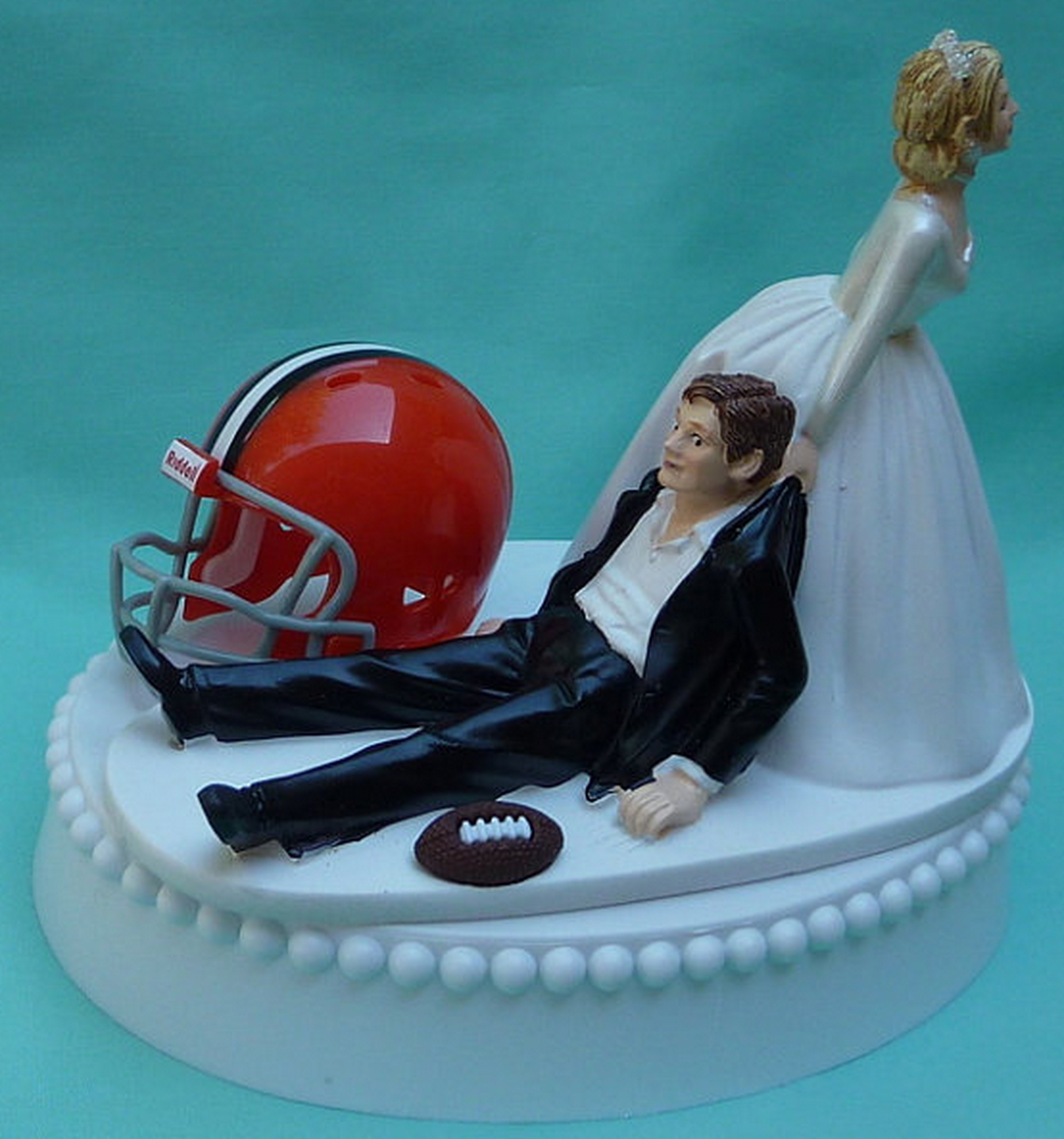 wedding cake cleveland pic do you want a cleveland browns wedding cake 22207