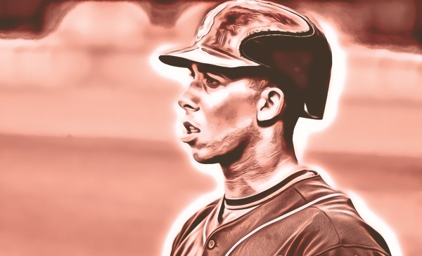 Michael Brantley Cleveland Indians