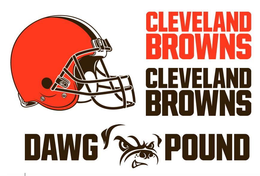 Cleveland Browns unveil new primary logo | Waiting For ...