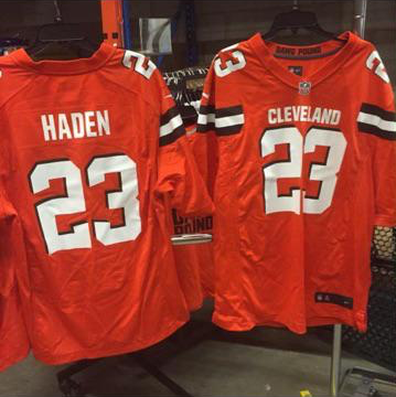 half off 3d6c1 8437f Could this be the new Browns Alternate Jersey? | Waiting For ...