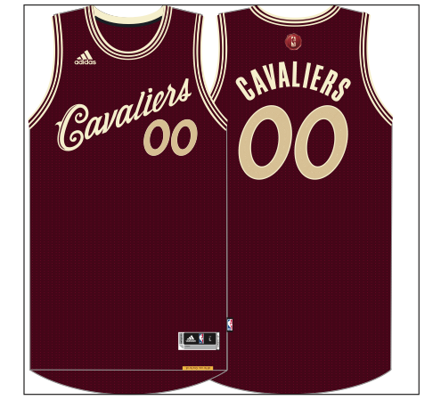 lowest price dbf8c 77b0f Cavs new Christmas uniforms revealed | Waiting For Next Year