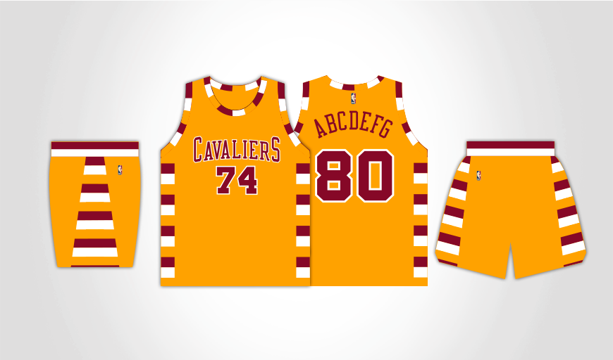 Cavs unveil three new alternate uniforms for 2015-2016 season ...