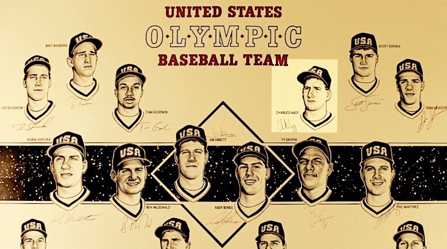 Cleveland Indians in Olympics