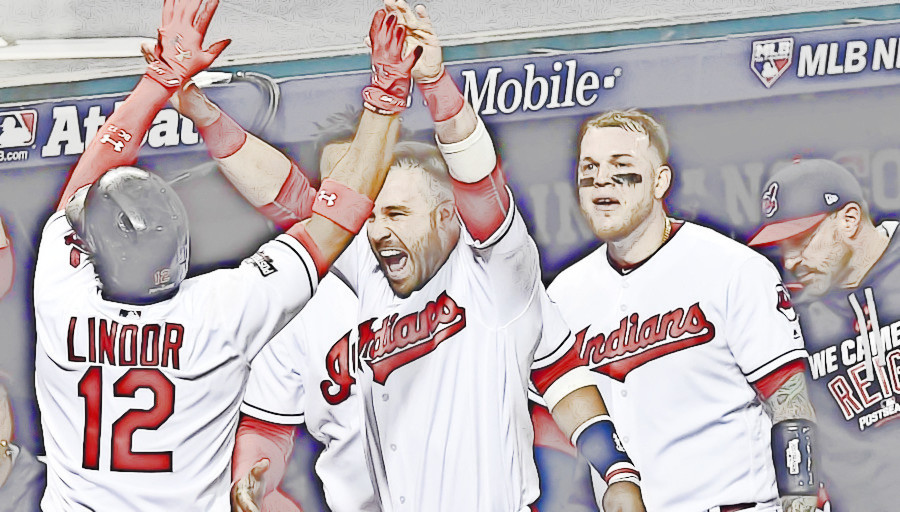 Indians ALDS Game 1 win