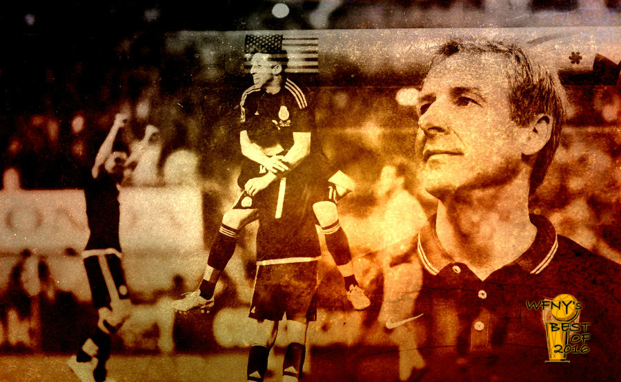 Jurgen Kilinsmann USMNT Mexico