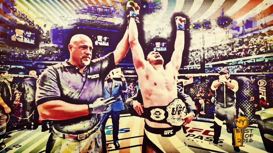 Stipe Miocic UFC Cleveland WFNY