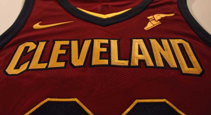 Cleveland Cavaliers new Nike Uniforms 338bf7685