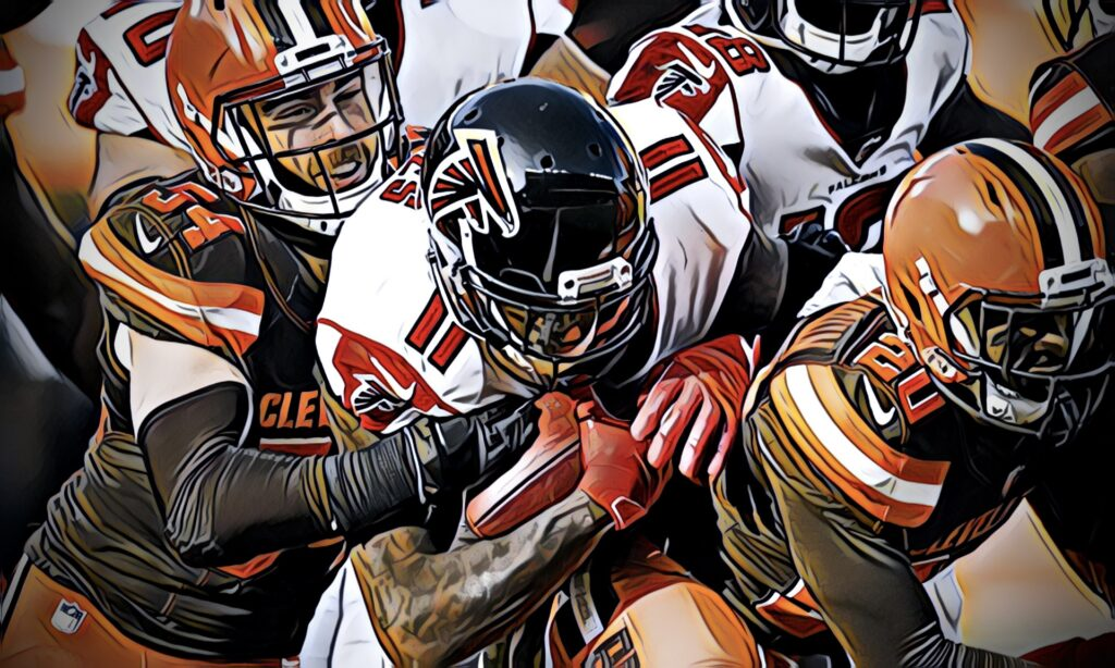 A Julio Jones trade to the Browns only makes sense in ...